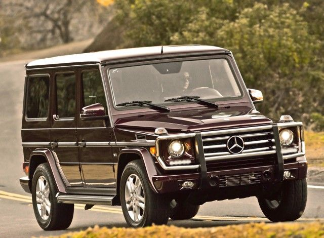New and Used Mercedes-Benz G Class: Prices, Photos, Reviews, Specs ...