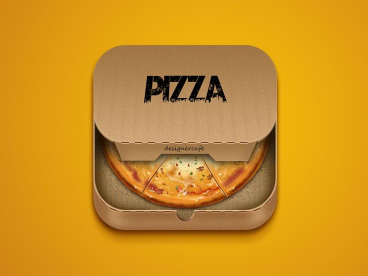 Pizza icon by Ziv-Li