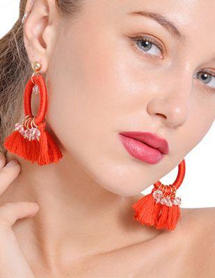 P87E6A Red | Anting | habibstore3.com Grosir Fashion Termurah dan Terbesar di Indonesia