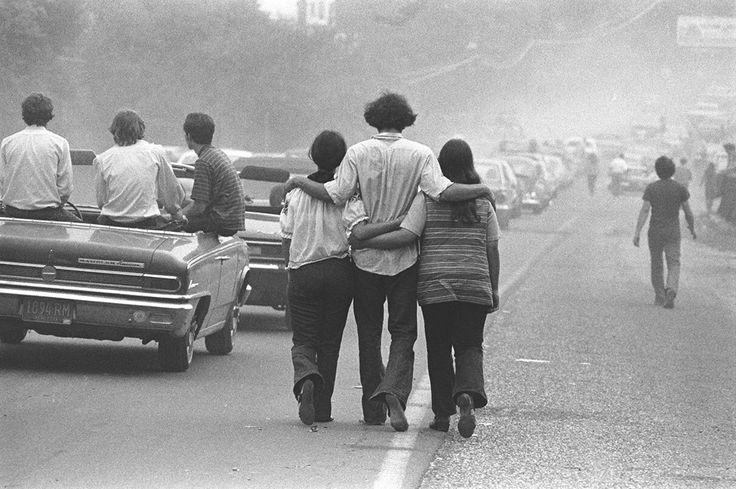GUYS AT WOODSTOCK, 1969