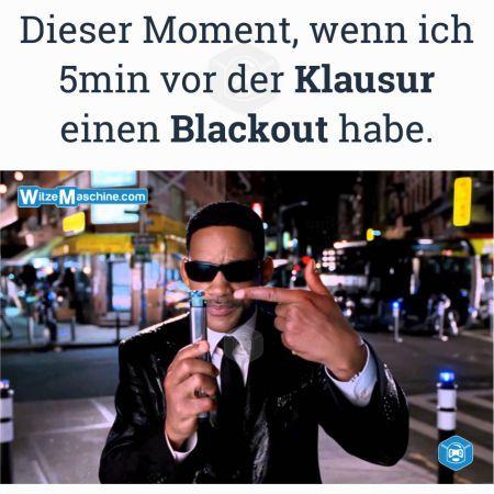 Studentenwitze - Blackout Vergessen - Men in Black Neuralizer
