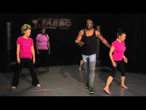 Billy Blanks Tae Bo Self Defense Part 1 - YouTube