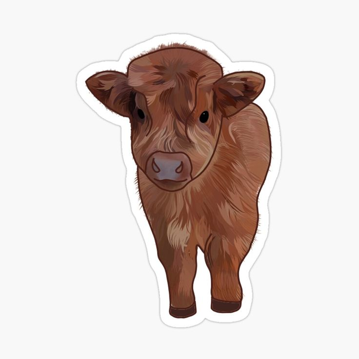 """3"""" Cow Sticker Farm Life Wife Country Living Dairy Rosy Milk Moo Cattle Cowgirl"""