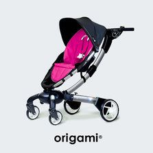 Win the most amazing stroller you have ever seen from 4moms -The Origami Stroller on the Mamas Expo Baby Blog! #giveaway
