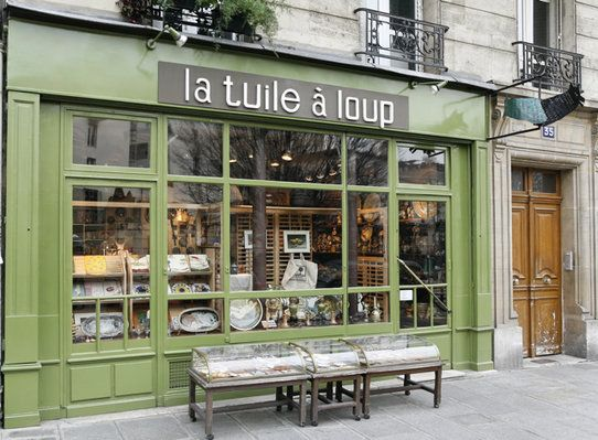 Cute Shop In Paris: La Tuille a Loup By Home Design with Kevin Sharkey