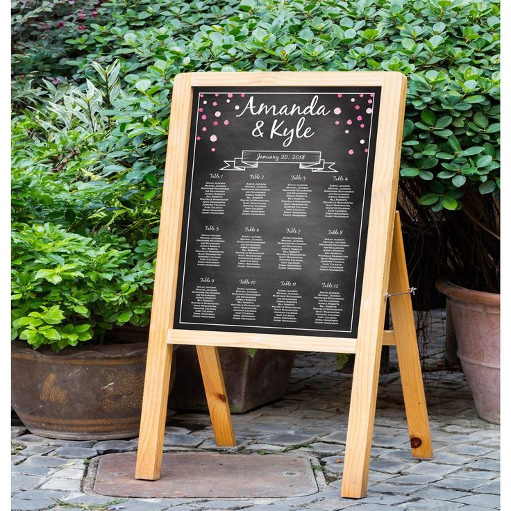 15 best Wedding Seating Chart images on Pinterest Wedding - office seating plan template