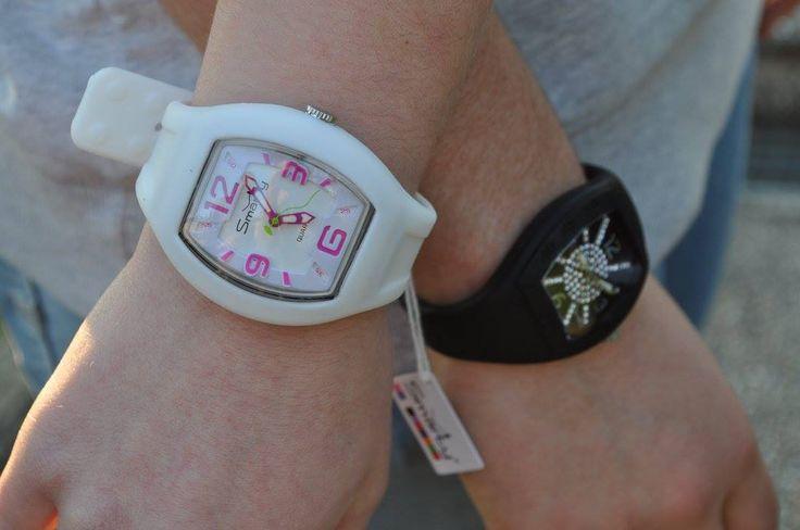 orologi in silicone anche con brillantini