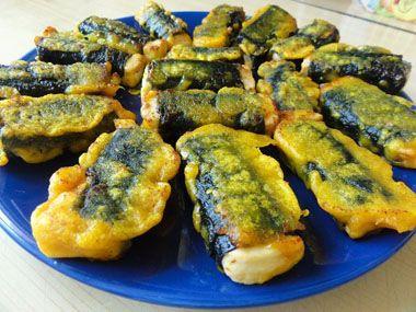 """Вегетарианская «жареная рыба» из тофу с водорослями нори » Милосская.ру """"Ты - богиня"""" Сайт, который приносит счастье"""