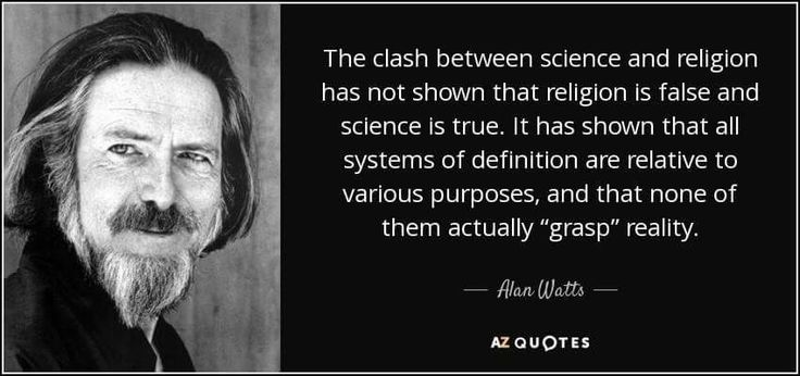 Alan Watts. Science & Religion.