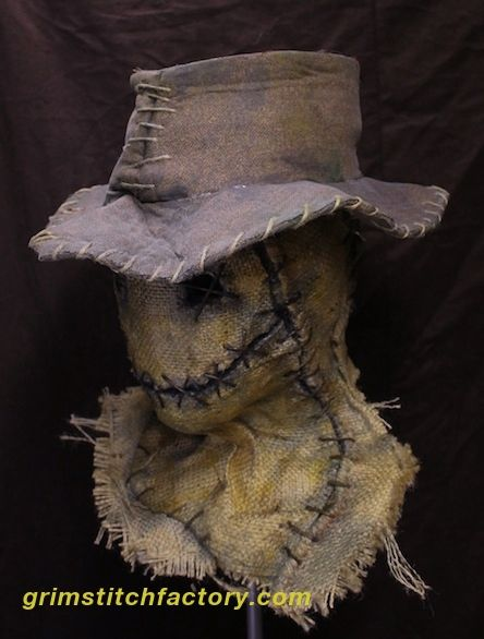 wraith 5 with hat