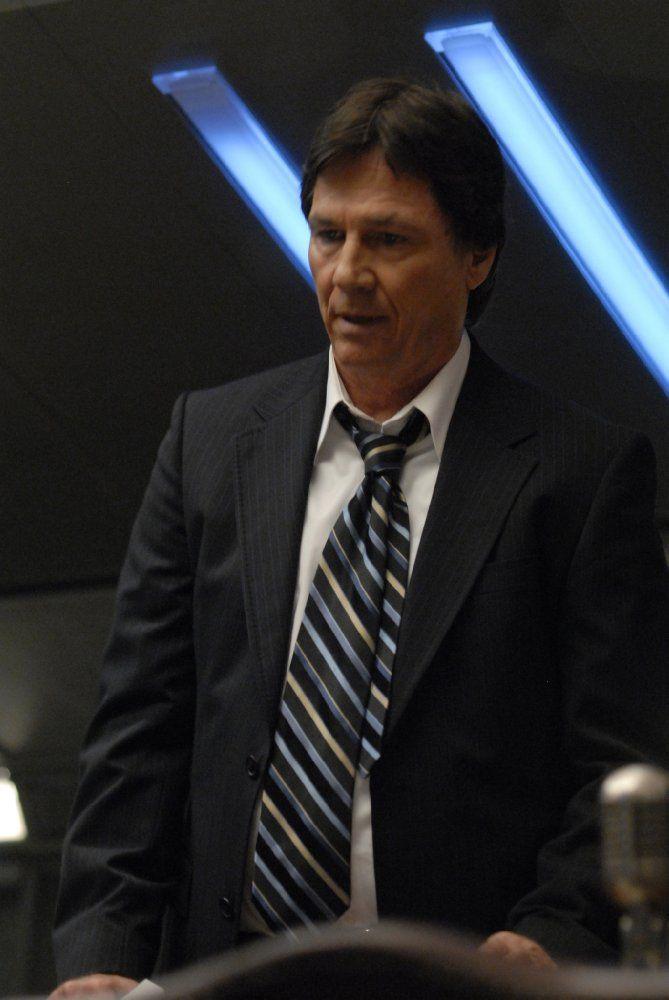 Richard Hatch in Battlestar Galactica (2004)