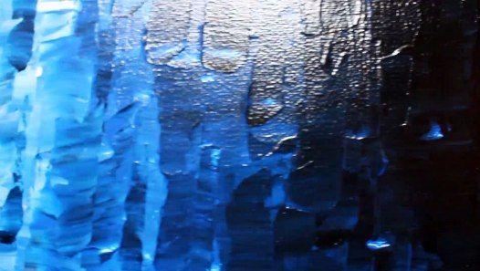 aperçu #vidéo #daylimotion #tableau #contemporain #fondu #bleuté