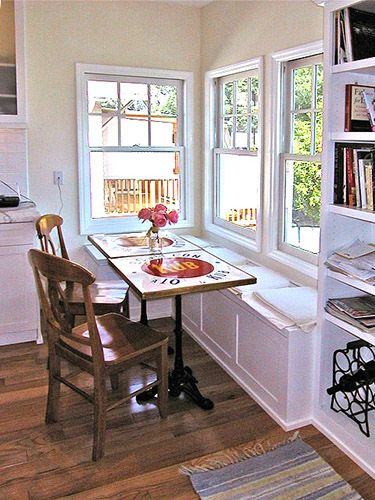1000 Images About Dining Nooks And Benches On Pinterest