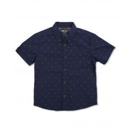 Kids & Baby Clothes Online - Indie Kids by Industrie NAVY FENTON SHIRT