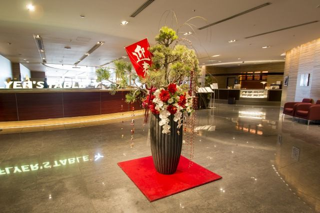 「正月 ホテル エントランス」の画像検索結果