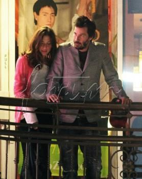 Jennifer Syme and Keanu Keanu Reeves ❤️💋💞VAVAVOOM MY LOVE