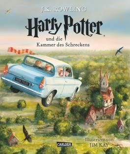 Illustrierte Schmuckausgabe Band 2. Die Schmuckausgabe von »Harry Potter und der Stein der Weisen« hat Fans überall auf der Welt verzaubert und ist sofort zu einem internationalen Bestseller geworden. Ein Jahr später folgt nun die von Jim Kay ...