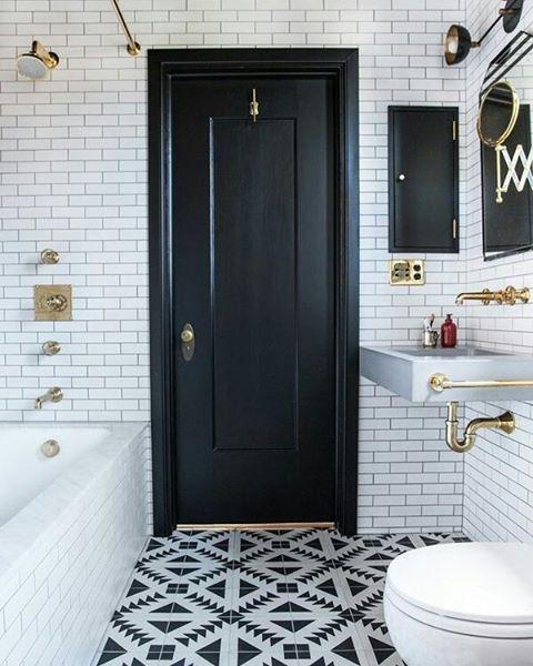 17 mejores ideas sobre decoración del cuarto de baño de cebra en ...
