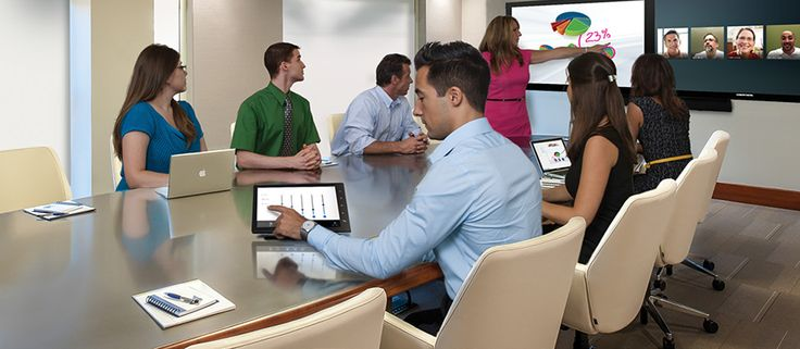 Integrated room or building management platforms. #controlsystems #collaboration #technology
