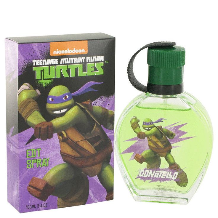 Teenage Mutant Ninja Turtles Donatello Cologne By MARMOL & SON #MarmolSon