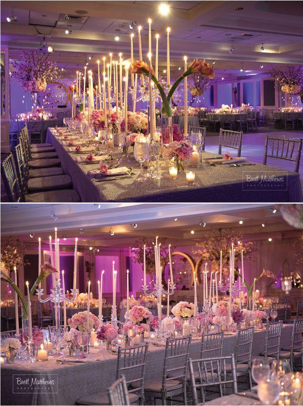 Long Wedding Table Ideas ~ Brett Matthews Photography, Floral Design: Tantawan Bloom