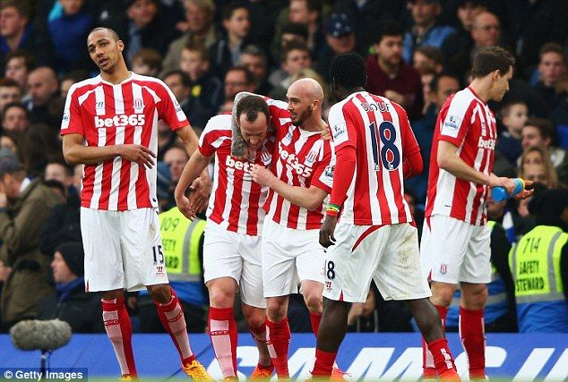 Charlie Adam scores 65-yard 'once in a lifetime goal' #dailymail