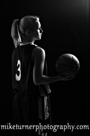 senior basketball picture ideas