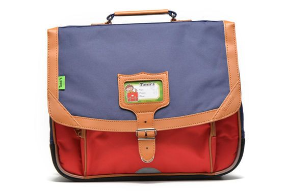 Tann's Cartable 38 cm CLASSIC School bags in Blue at Sarenza.co.uk (227131)