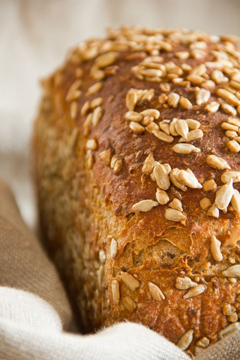 Readers request: Spelt wholemeal bread with buttermilk