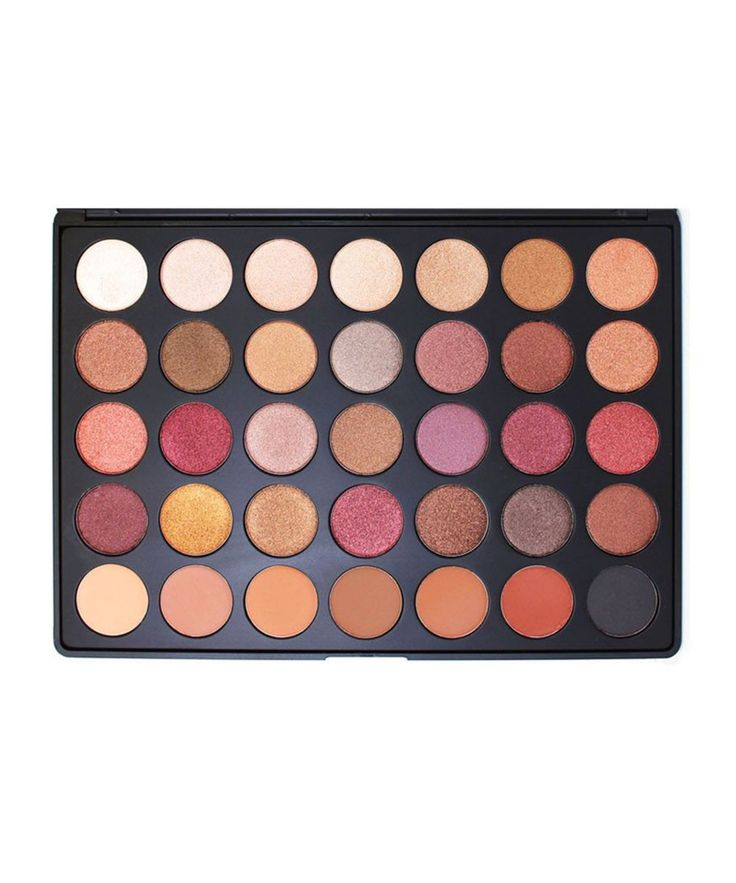 35 Colour Fall into Frost Palette (35F) by Morphe Brushes £22