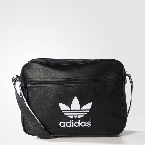 BOLSA AIRLINER ADICOLOR - Preto adidas | adidas Brasil