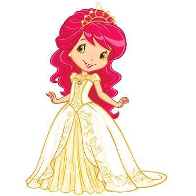 Strawberry Shortcake Dancing Images - Strawberry Shortcake Characters