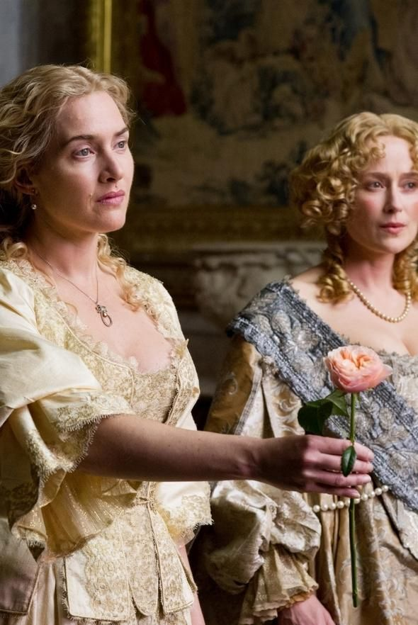 *A LITTLE CHAOS*/ Directed by Alan Rickman. With Kate Winslet, Alan Rickman, Stanley Tucci, Matthias Schoenaerts.