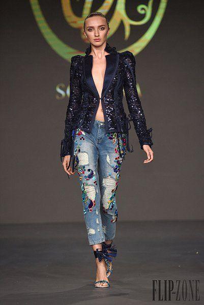 Soltana Fall-winter 2016-2017 - Ready-to-Wear