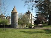 Château de Chorey les Beaune.