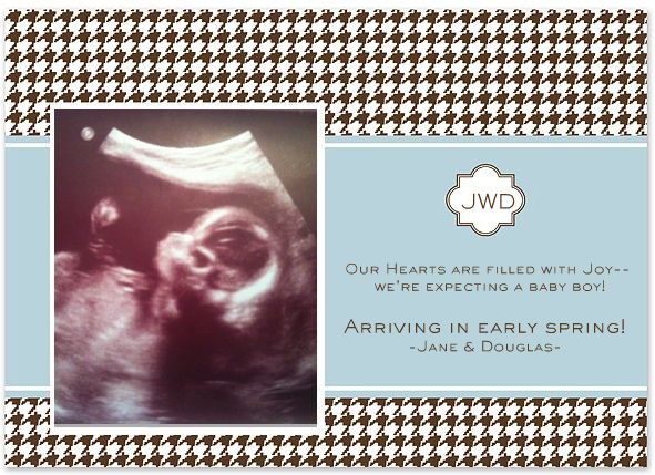 51 best Pregnancy announcement ideas 3 images – Ultrasound Baby Announcements