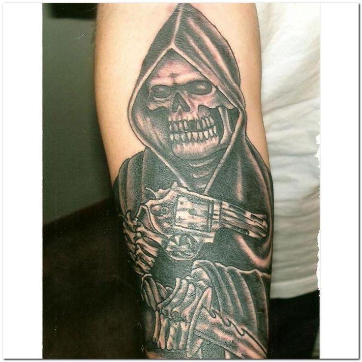 Best 25+ Evil skull tattoo ideas on Pinterest   Skull ...