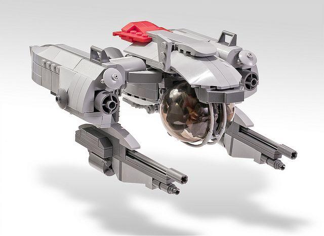 millennium falcon drone instructions