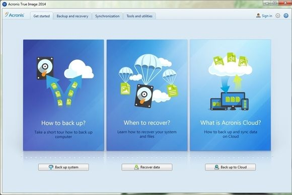 Acronis True Image 2014 review: Still powerful and feature-rich, now easier to use