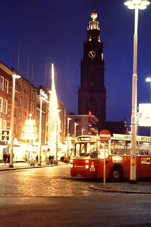 Grote Markt Groningen 1974