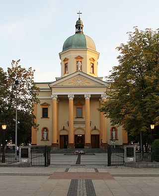 Kościół garnizonowy św. Stanisława Biskupa w Radomiu