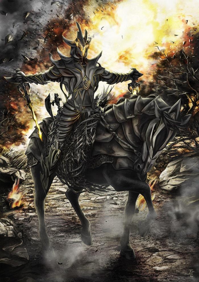 Всадник апокалипсиса война фото