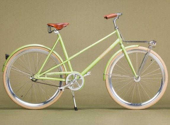 Retrofiets - Trend: de fiets als modeaccessoire - Trends - Mode