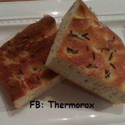 Recipe Focaccia Bread by Thermorox Sharon -v.good ****
