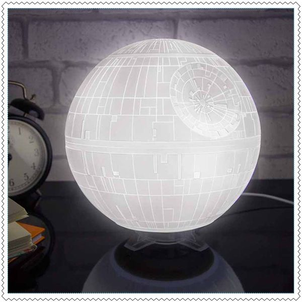 "Image of Lampe Star Wars ""Death Star"""