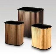 Wood Trash Cans   Decorative Wood Trash Cans U0026 Recycle Bins   Outdoor U0026 Indoor  Trash Cans, Recycle Bins, U0026 Ashtrays For Commercial, Office Or Home.