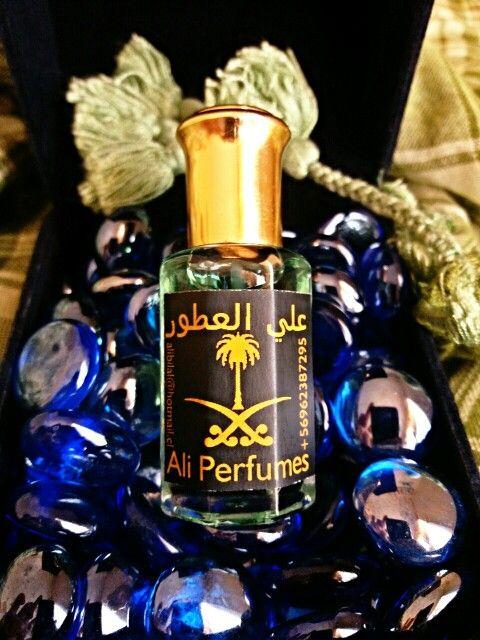 Saif attar by Ali Perfumes