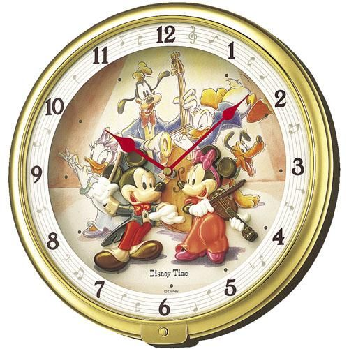 Mickey Mouse Disney Time Clock