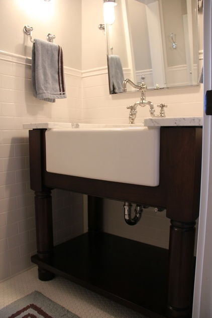 45 best images about mudroom sink on pinterest rustic for Bathroom farmhouse sinks