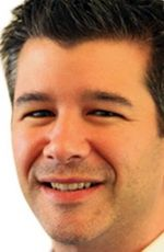 Travis Kalanick ( #TravisKalanick ) - an American computer programmer and co-founder of the peer-to-peer file sharing company Red Swoosh and transportation network company Uber, who entered the Forbes list of the 400 richest Americans in 2014 with estimated net worth of $6 billion - born on Friday, August 6th, 1976 in Los Angeles, California, United States